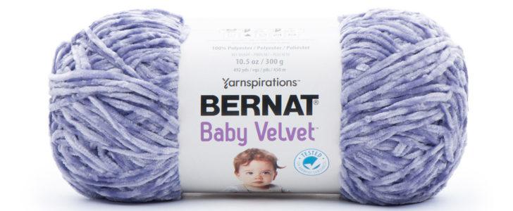 Bernat Baby Velvet - win 4 balls on Moogly!