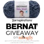 Bernat Baby Velvet Giveaway