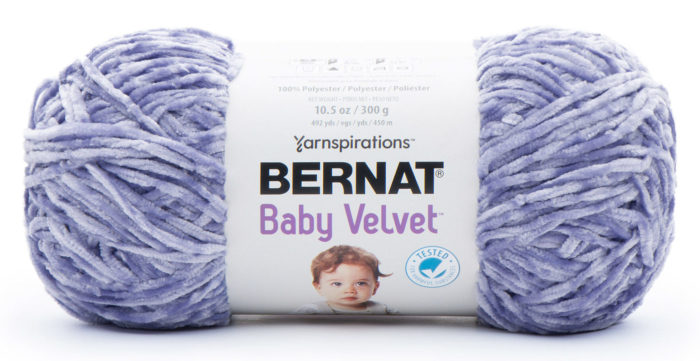 Bernat Baby Velvet - get great tips for working with this yarn on Mooglyblog.com!