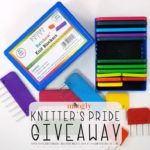 Knitter's Pride Rainbow Knit Blockers Giveaway