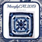 MooglyCAL2019 – Afghan Block #21
