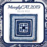 MooglyCAL2019 – Afghan Block #22