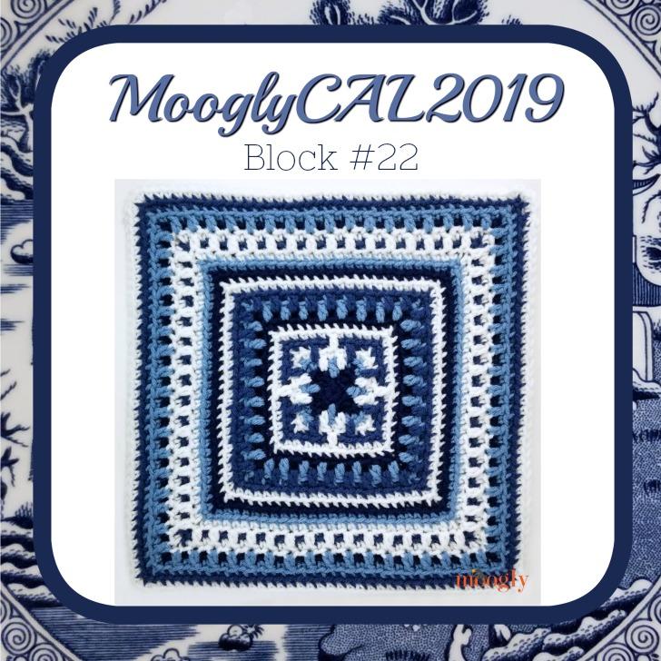 MooglyCAL2019 Block 22, courtesy of Oombawka Design