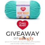 Red Heart Heat Wave Giveaway