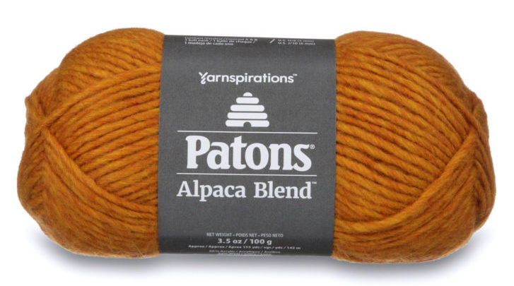 Patons Alpaca Blend - win 5 balls on Moogly in the December 2019 Giveaway!