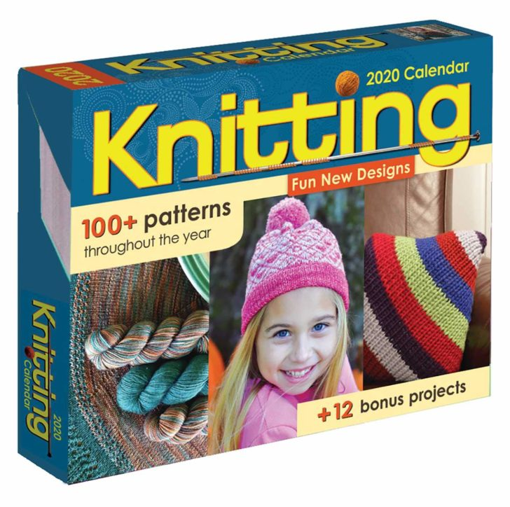 Knitting 2020 Day to Day Calendar