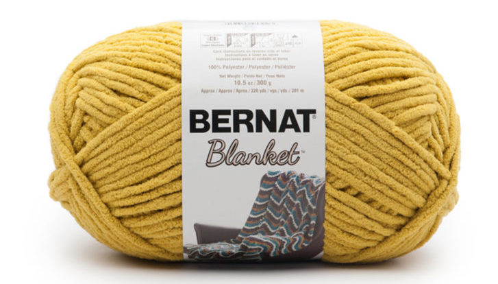 Bernat Blanket Coastal Collection - Moss