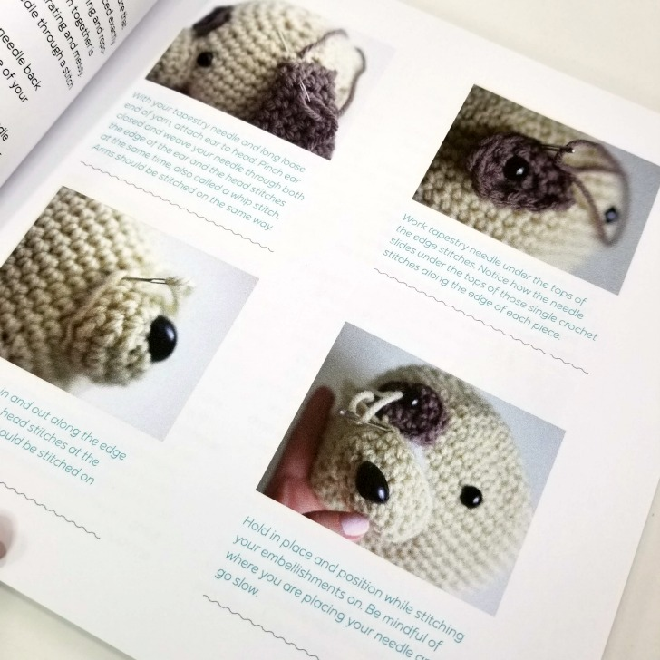 Cute Crochet Critters - Assembly Tips