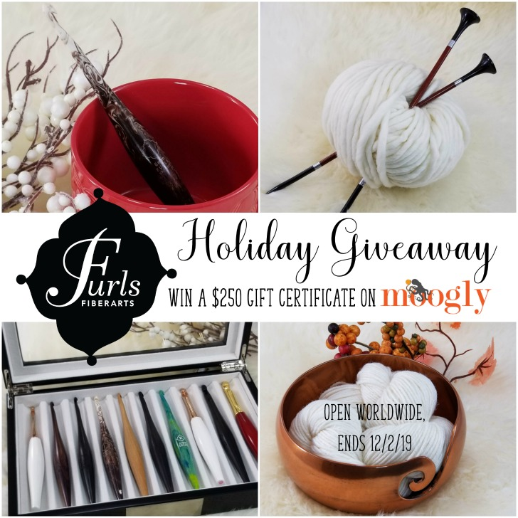 Furls Holiday Giveaway - win a $250 Furls Gift Certificate on Moogly!