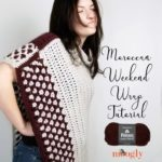 Moroccan Weekend Wrap Tutorial