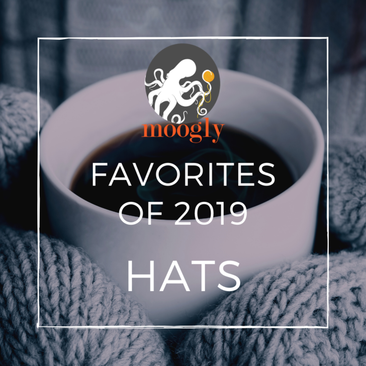 Moogly's Favorite Free Crochet Hat Patterns for 2019