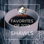 Moogly's Favorites of 2019: Free Crochet Shawl Patterns