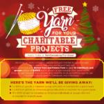 Yarn Canada Yarn for a Good Cause Giveaway!