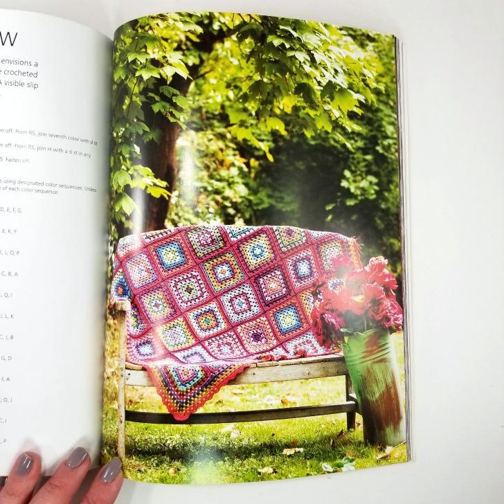 Crochet This! - granny blanket