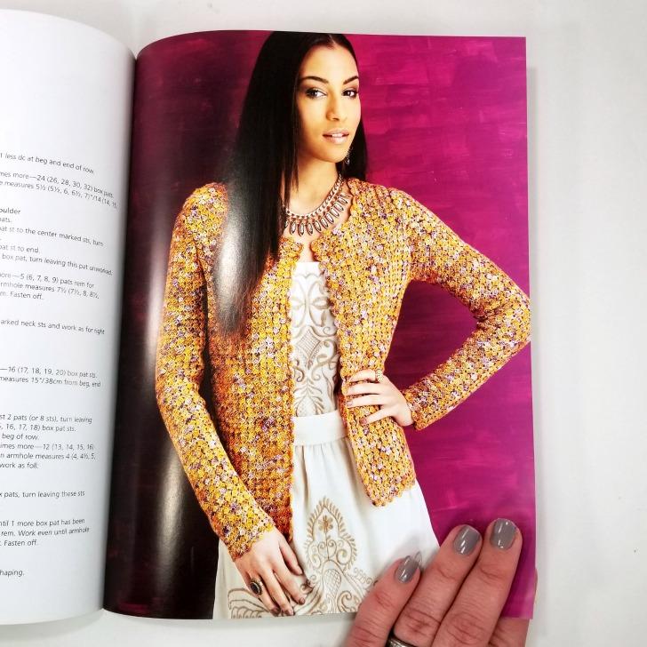 Crochet This! - yellow sweater