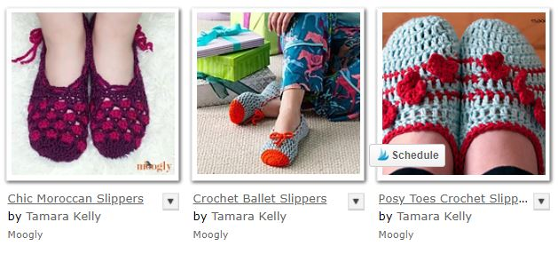 Other Moogly Slipper Patterns