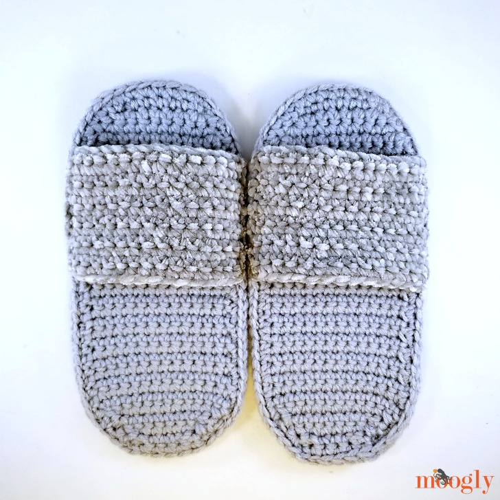 Simple Spa Slippers - flat alone DIR