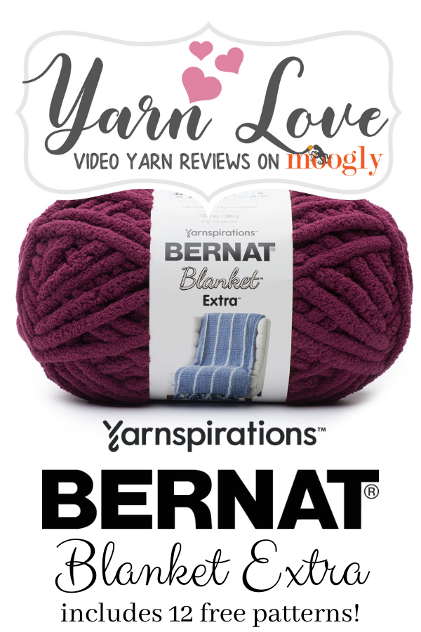 Yarn Love- Bernat Blanket Extra