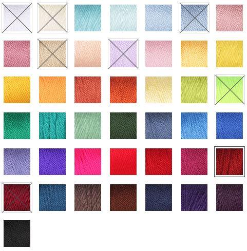 CSS original colorways