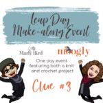 Leap Day Mystery Make Along – Clue #3