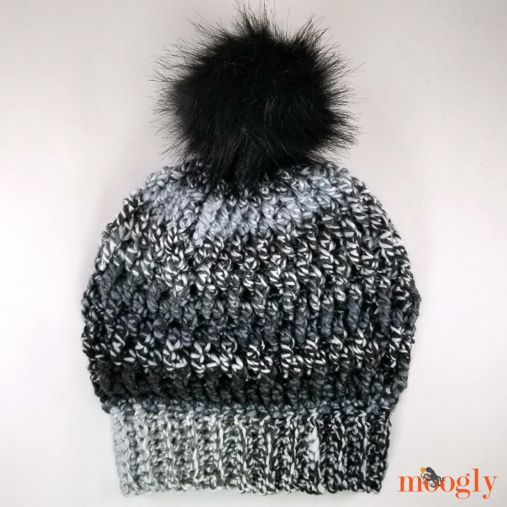 Smokestack Hat - make it your own with color and accessories - and the free crochet pattern on Moogly!