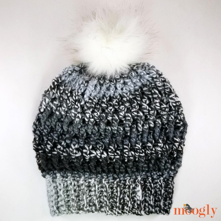 Smokestack Hat - make your own with the free crochet pattern on Moogly!