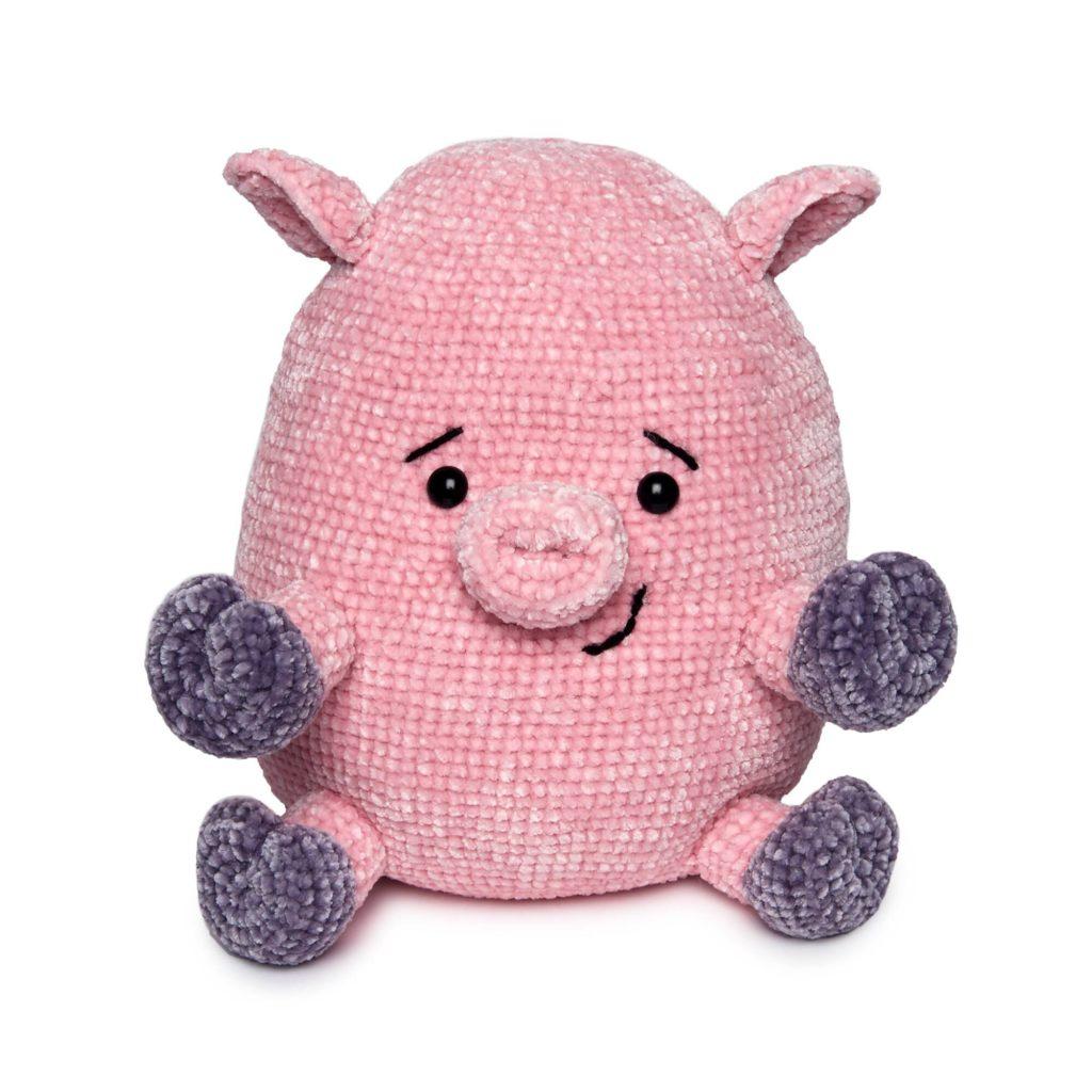 Fat Cat Crochet Toy Stuffie With The Crochet Crowd | Easy Pattern ... | 1024x1024