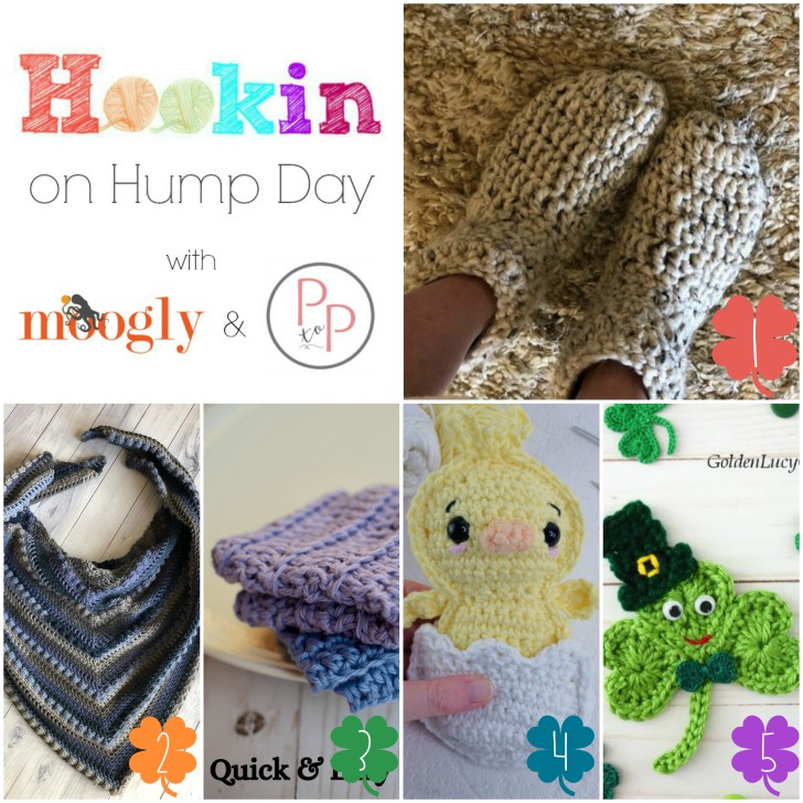HOHD 211 - get all these crochet patterns free on Moogly!