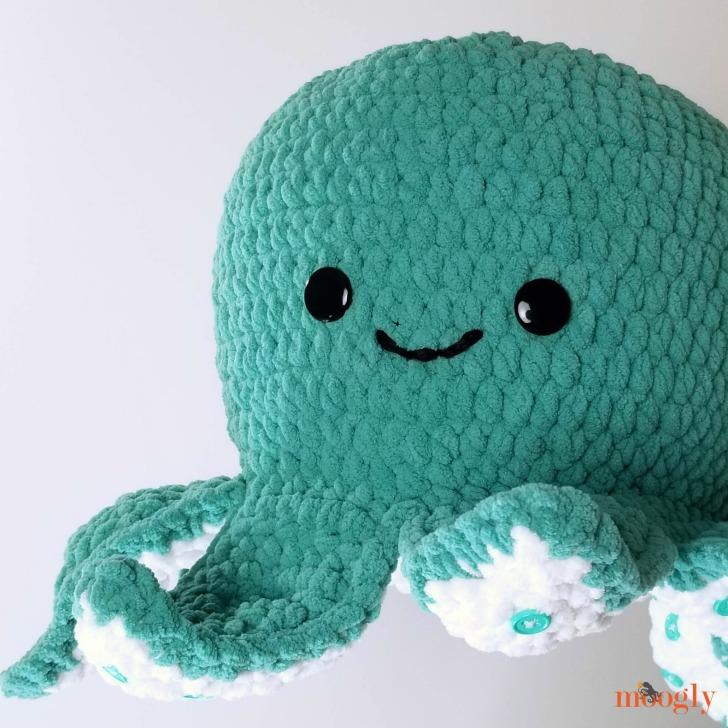 15 Free Crochet Octopus Patterns ⋆ DIY Crafts | 728x728