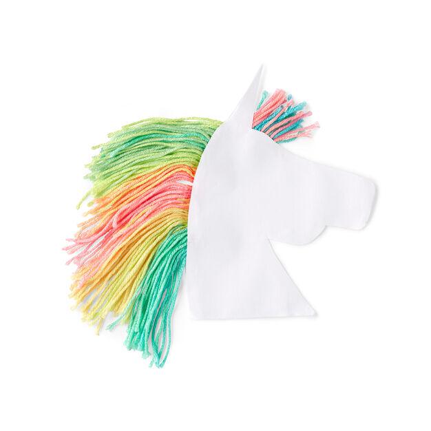 Unicorn Kids Craft - - Free Yarn Crafts for Kids on Moogly