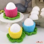 Simple Flower Egg Cozy