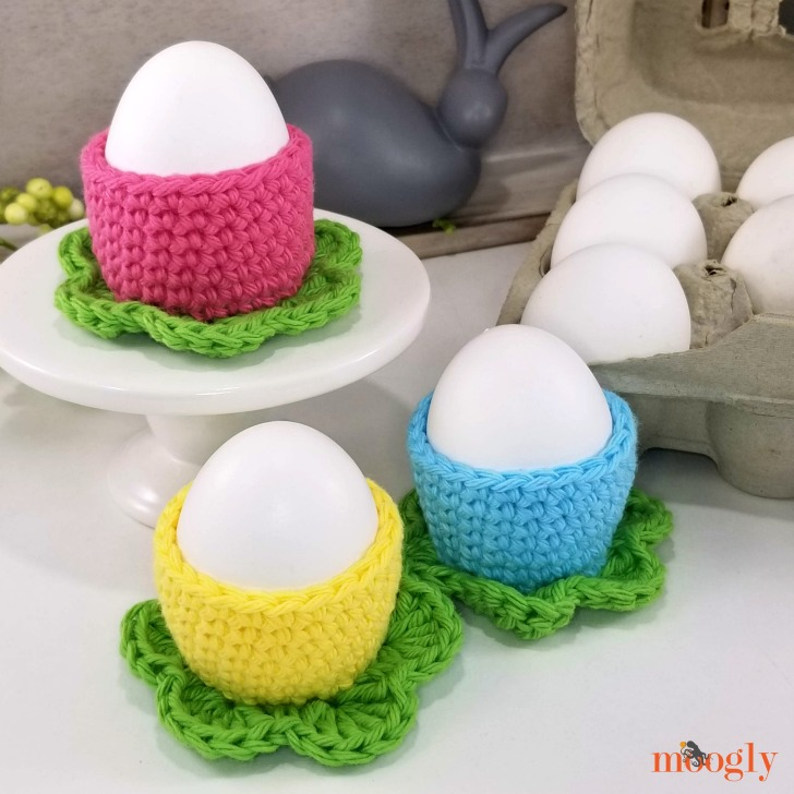 Simple Flower Egg Cozy - main DIR 3