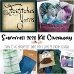 Ficstitches Yarns Summer 2020 Kit Giveaway: A Crochet Adventure!