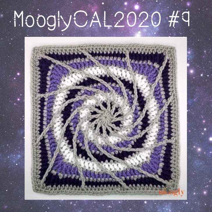 MooglyCAL2020 Block 9 - free year long CAL on Moogly!