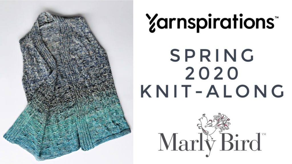 My First Summer Vest - A Knit-Along Hosted by Marly Bird