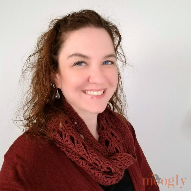 Bay Bridge Cowl - free one skein crochet pattern on Moogly!
