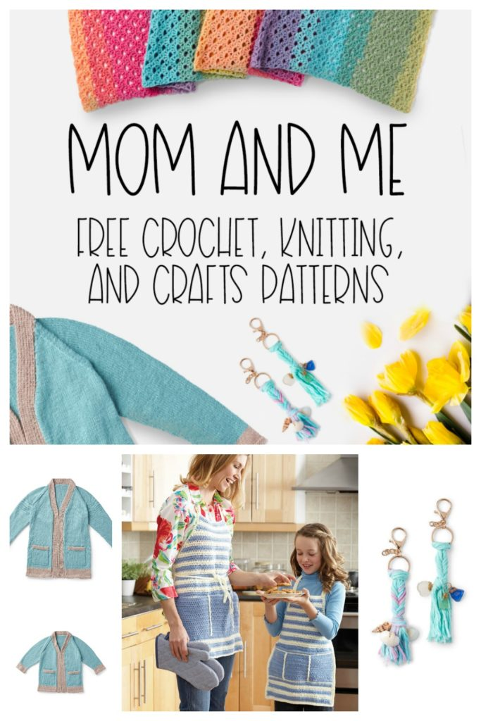 Free Mom and Me Patterns Crochet, Knitting, and Crafts - Moogly