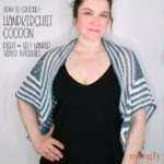 Handkerchief Cocoon Tutorial
