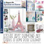 Leisure Arts Diamond Art Book Giveaway