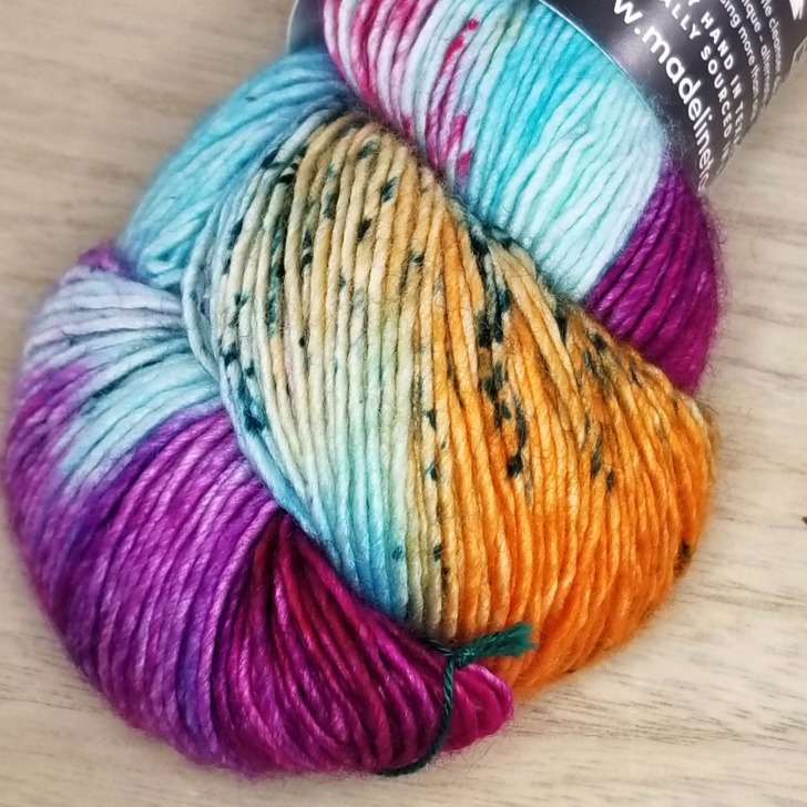 Madelinetosh Tosh Merino Light - Cotton Candy Daydreams