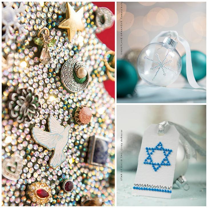 Sparkle Holiday with Diamond Art
