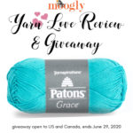 Patons Grace: Yarn Love Review and Giveaway