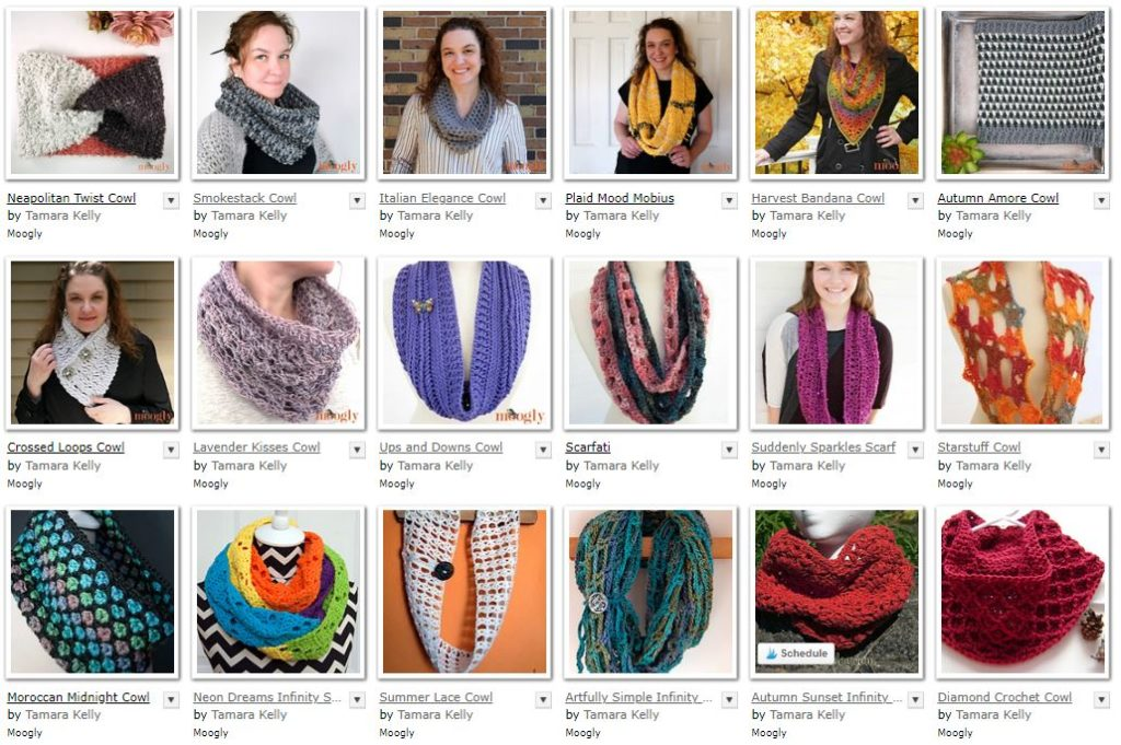 Free Crochet Cowl Patterns on Moogly!