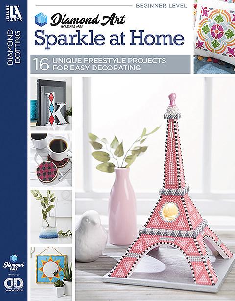 Leisure Arts Diamond Art Sparkle at Home