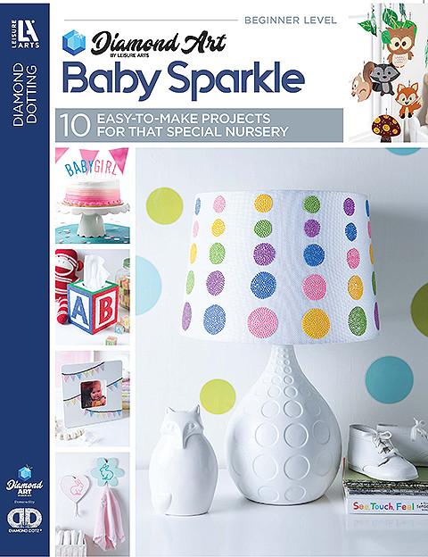 Leisure Arts Diamond Art - Baby Sparkle