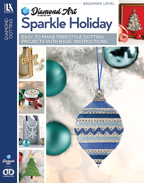 Leisure Arts Diamond Art - Sparkle Holiday