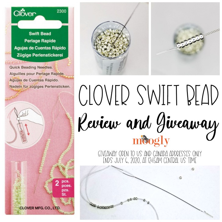 Clover Swift Bead Review and Giveaway on Moogly