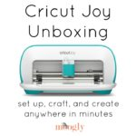 Cricut Joy Unboxing and Demo