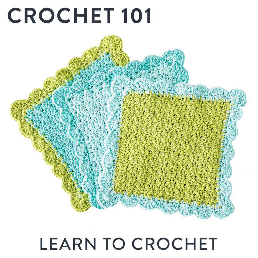 National Online Class: Crochet 101 Learn How To Crochet For Beginners