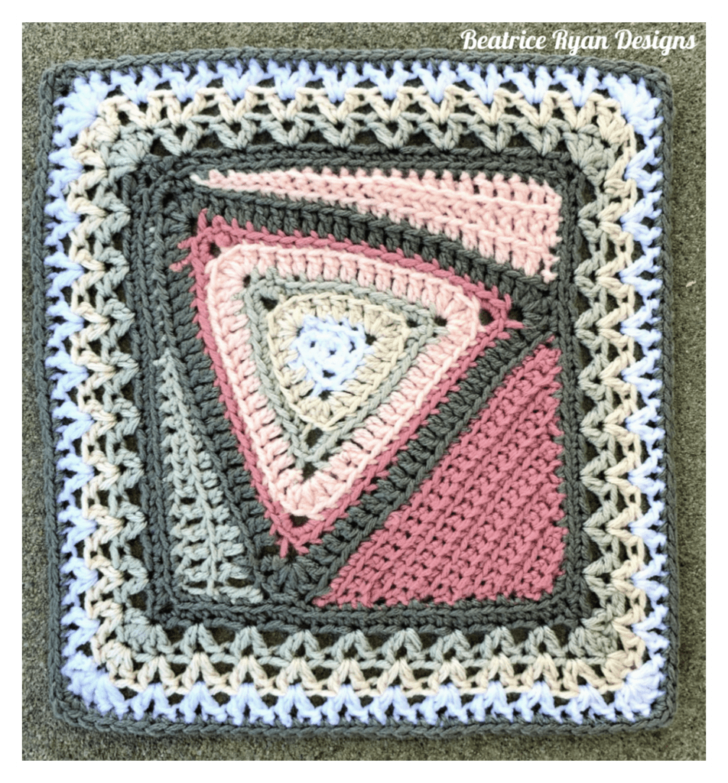 Eye-Of-The-Storm-Squares...-Free-Crochet-Pattern